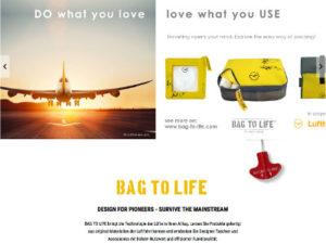 Screenshot von Bag to Life