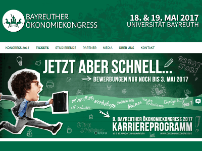 Screenshot 9. Bayreuther Ökonomiekongress