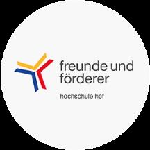 Logo der Freunde und Förderer Hochschule Hof