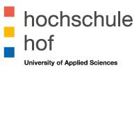 Großes Logo der Hochschule Hof