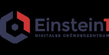Einstein1 Digitales Gründerzentrum Hof Logo