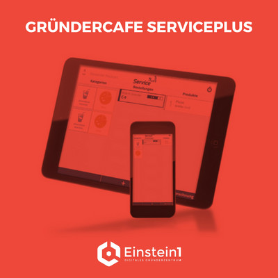 Gründercafe ServicePlus Einstein1