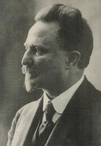 Bild von Robert Zahn - Erfinder und Unternehmer aus Münchberg