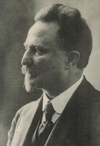 Robert Zahn - Erfinder und Unternehmer aus Münchberg