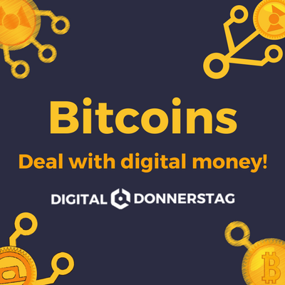 Event Bitcoin: Deal with digital money
