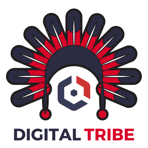 Digital Tribe Einstein1 Logo