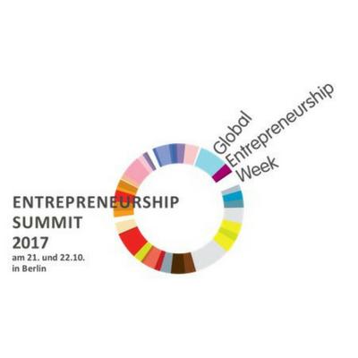 Logo Entrepreneurship Summit 2017 Berlin