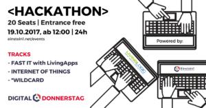 Hackathon mit Einstein1 und LivingApps