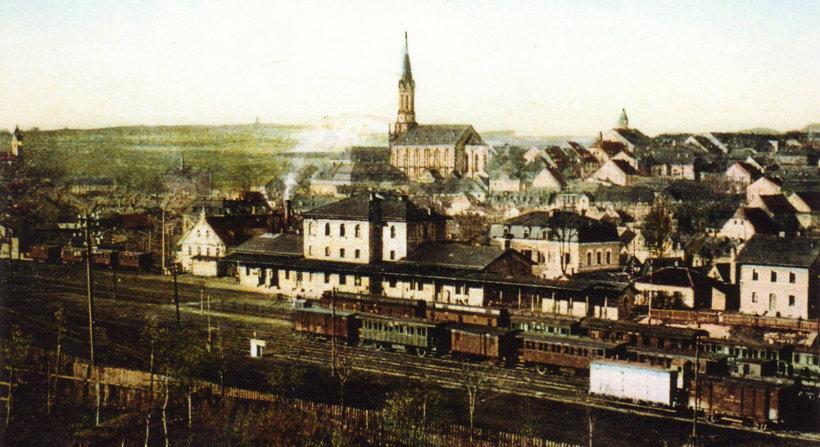 Münchberg 1907