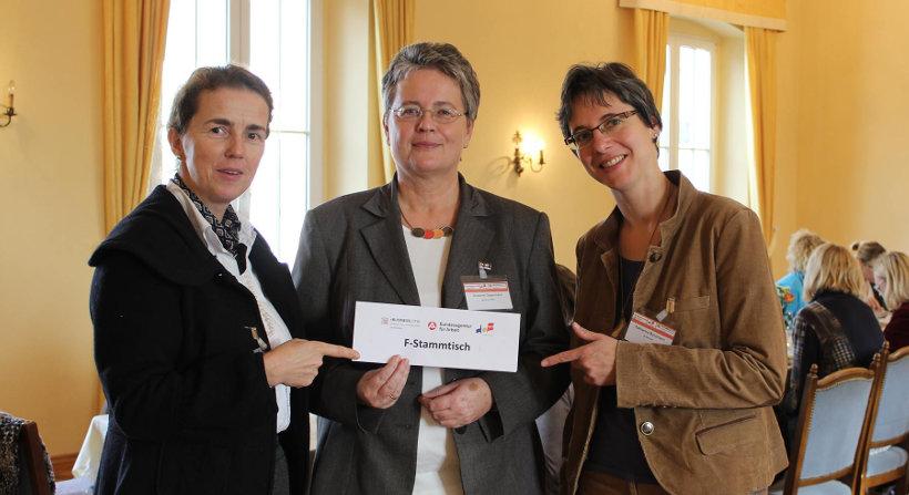 Frauenstammtisch Frauen stärken Frauen in Hochfranken