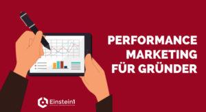 Performance Marketing Einstein1