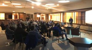 Bitcoin Workshop mit Diego Araos in Kirchenlamitz 2017