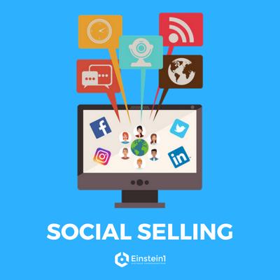 Social Selling Einstein1 Digitales Gründerzentrum