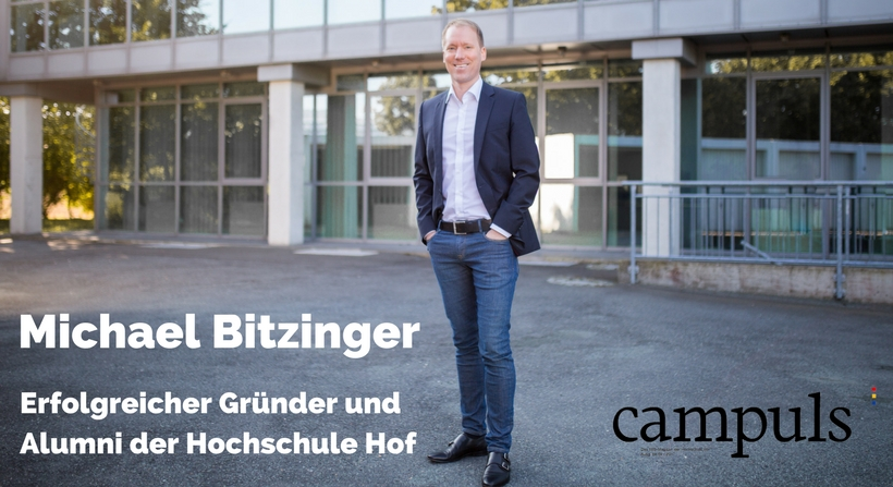 Michael Bitzinger - Campuls Interview
