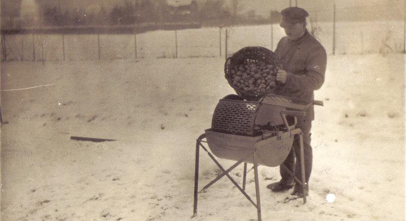 Innovation aus Kirchenlamitz - Kartoffelwaschmaschine Diwilli