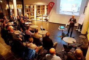 Social Selling - Vortrag mit Hermann Hohenberger