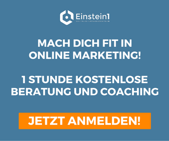 Das Online Marketing Workout von Einstein1