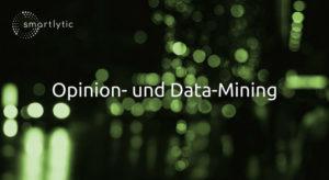 smartlytic GmbH Opinion und Data Mining