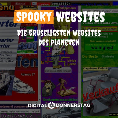 Spooky Websites Einstein1