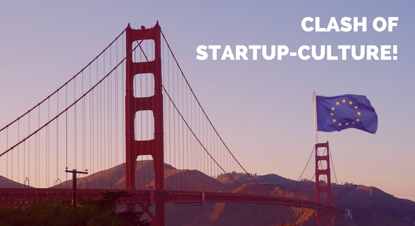 Clash of StartUp-Culture