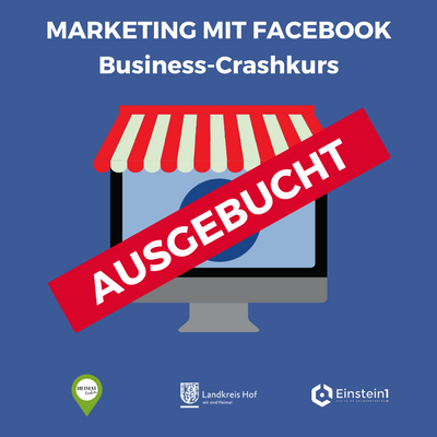 Marketing mit Facebook heimatladen.bayern