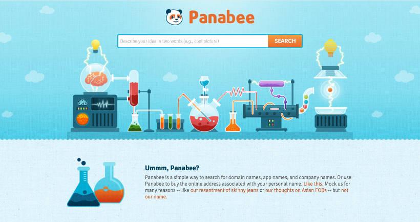 Panabee Screenshot