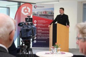 Oberbürgermeister der Stadt Hof, Dr. Harald Fichtner