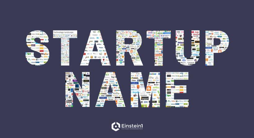 Startup-Namen finden