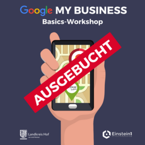 Ausgebucht Google Basics Workshop