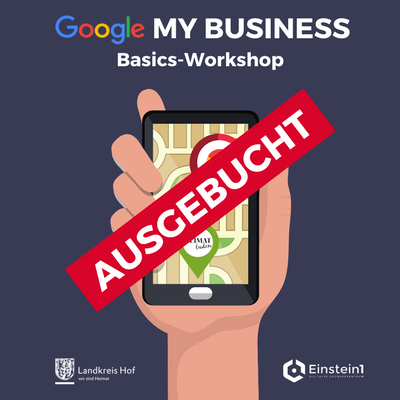 Ausgebucht Google Basics Workshop
