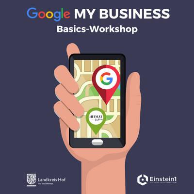 Teaser Google My Business Basics Workshop