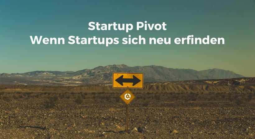 Startup Pivot