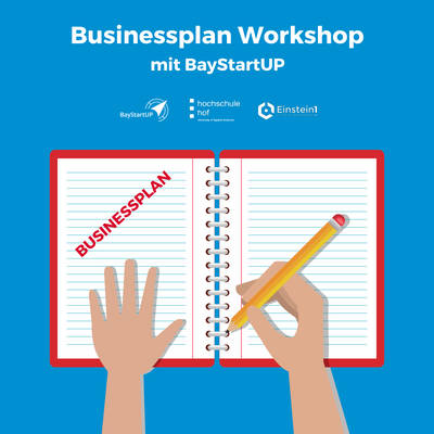 Teaser Businessplan Workshop BayStartUP