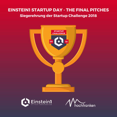 Einstein1 Startup Dy - The Final Pitches