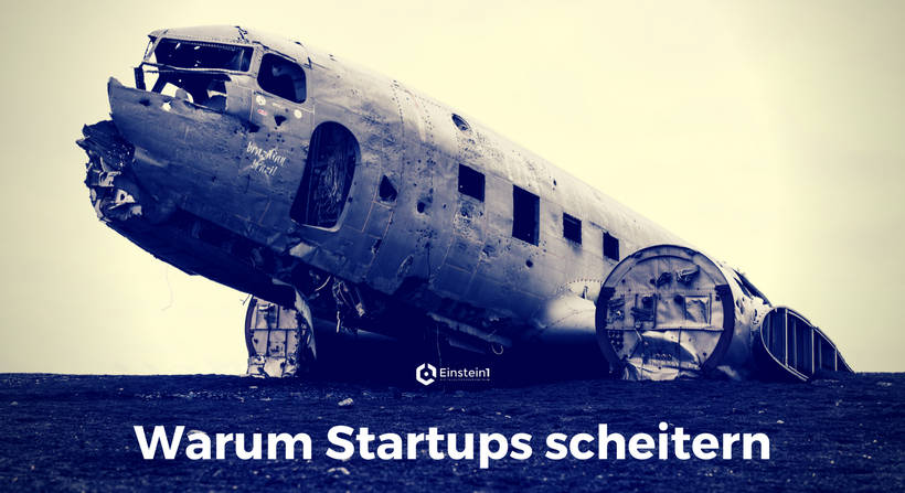 Warum Startups scheitern