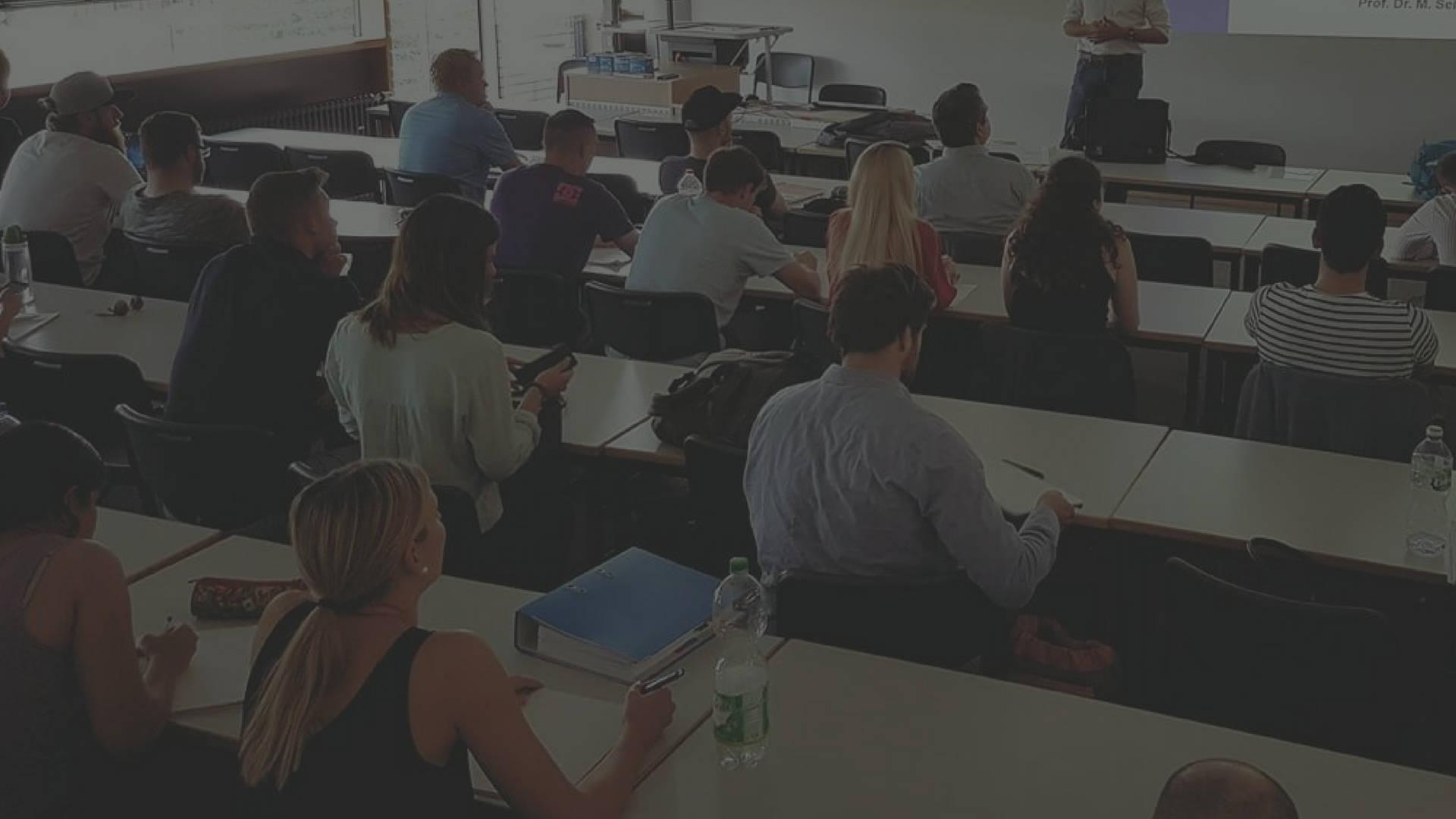 EXIST Gründerstipendium – Hochschule Hof und Einstein1