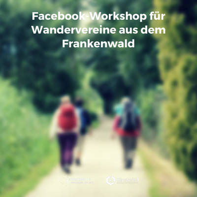 Teaser Facebook-Workshop Wandervereine
