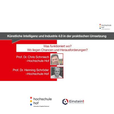 Künstliche Intelligenz und Industrie 4.0 in der praktischen Umsetzung