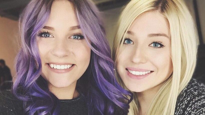 Instagram-Influencer Bibisbeautypalace und Dagibee