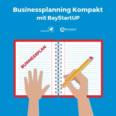 Teaser Businessplanning Kompakt