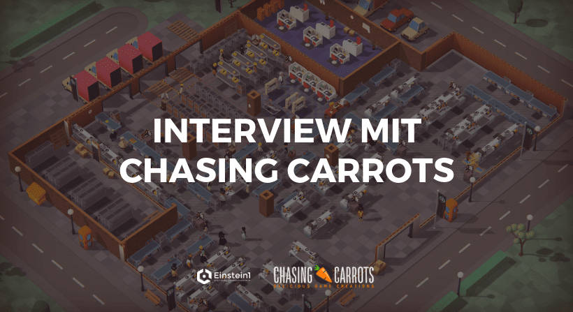 Interview mit Paul Lawitzki, Lead Game Designer bei Chasing Carrots