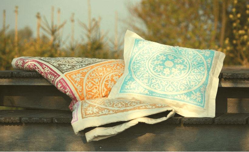 anna blume textilmanufaktur Decken und Kissen