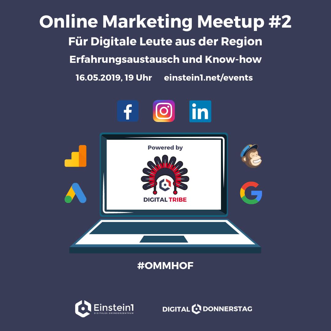 Teaser Online Marketing Meetup #2