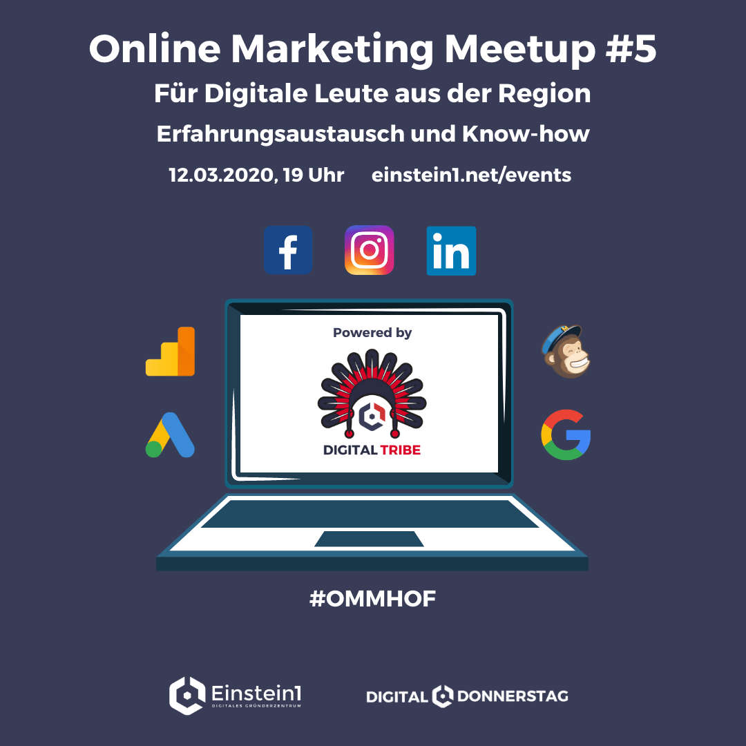 Teaser Online Marketing Meetup #5