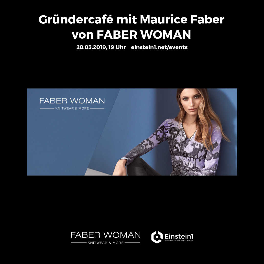 Teaser Gründercafe Faber Woman