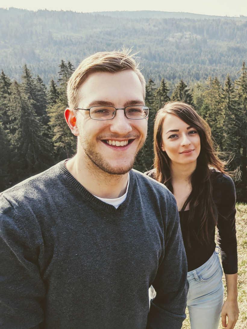 Kevin und Ariane Pollak von Flowdust
