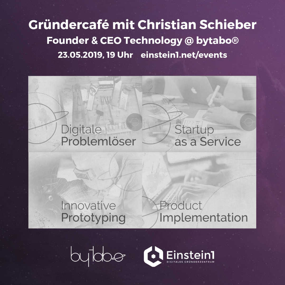 Teaser Gründercafe bytabo