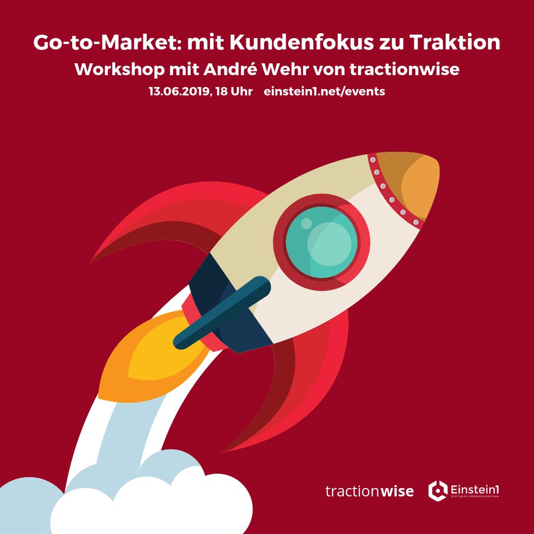 Teaser Go to Market: mit Kundenfokus zu Traktion