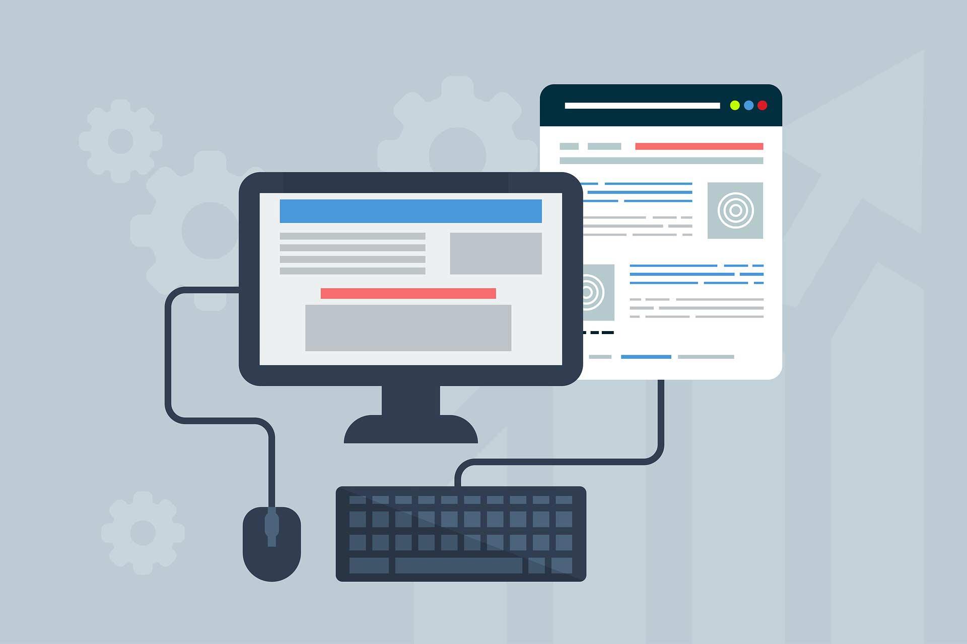 HTML Grundlagen Website Konzipierung