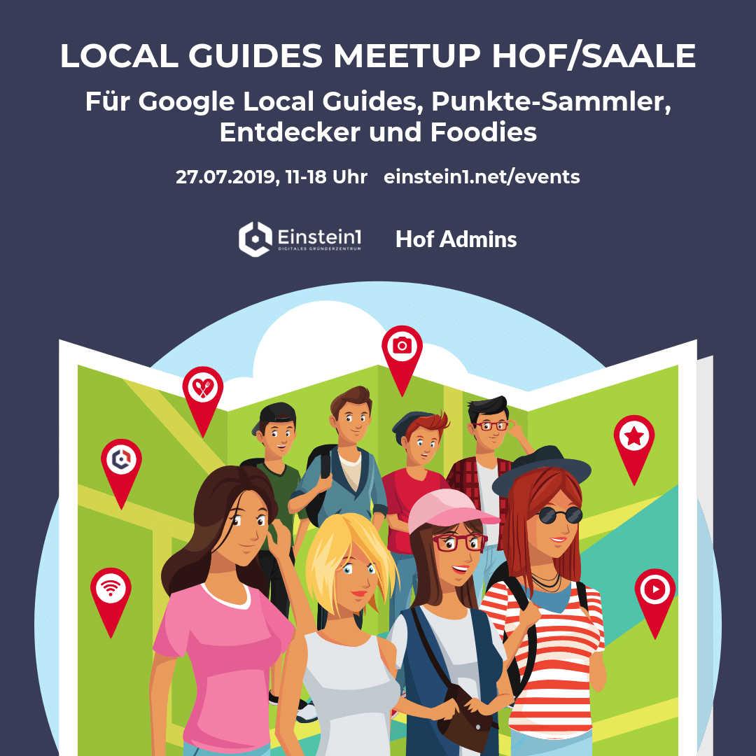 Local Guides Meetup Hof/Saale